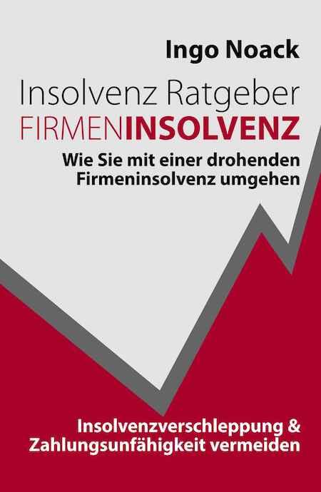 Firmen Insolvenz Ratgeber Buch Cover